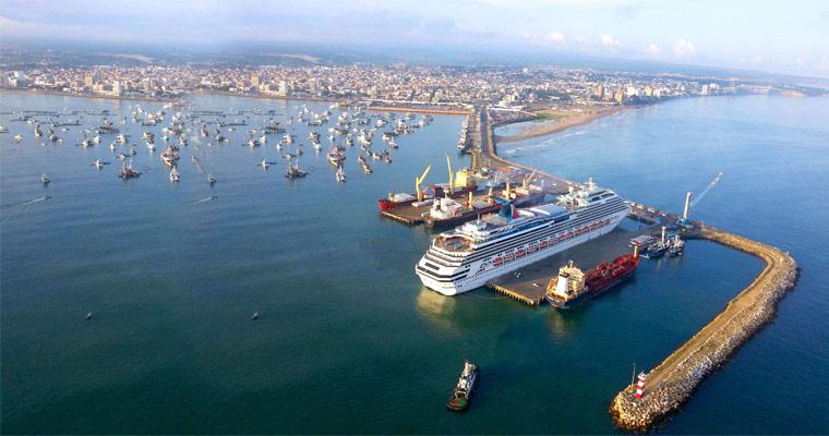 La modernización del Puerto de Manta avanza con TPM
